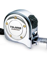 tajima® al25-55b 5 fita de aço inoxidável de liga de alumínio mi-grade