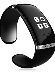 OLED L12S Smart-Armband Long Standby / LED Bluetooth 4.0 iOS / Android