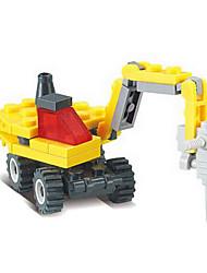 8047 al por mayor de puesto de venta de bloques de construcción educativos para niños montado ciudad del juguete de bricolaje