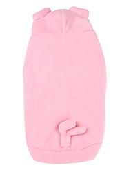 Chien Costume Pulls à capuche Incanardin Vêtements pour Chien Hiver Printemps/Automne Animal Mignon Cosplay