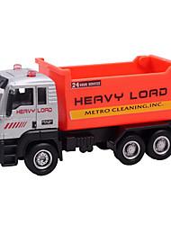 Dibang - nouvelle haute qualité jouets dessin animé voiture camion inertie des enfants vendant des jouets modèles bulldozers plage jouets
