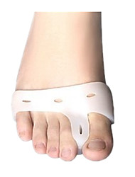 Body collant / Pied Supports Toe Séparateurs & Bunion Pad Pétrissage Shiatsu Correcteur de Posture Vitesses Réglables Silikon #(other)