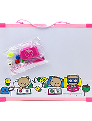Children Learning Whiteboard Writing Drawing Board