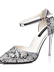 Women's Shoes  Stiletto Heel Heels / Peep Toe / Gladiator / Creepers / Comfort / Novelty / Slippers / Pointed Toe