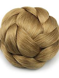 mariée crépus or bouclés europe cheveux humains capless perruques chignons sp-161 1011