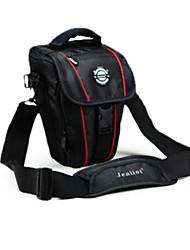 Черный-Сумки-С открытым плечом-Водонепроницаемый / Защита от пыли-SLR- дляУниверсальный