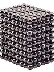 Magnet Toys 432 5mm Magnet Toys Neodymium Magnet Executive Toys Puzzle Cube DIY Toys Magnetic Balls Black Education Toys For Gift