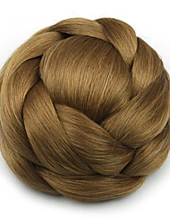 rizado de oro rizado europa novia moños cabello humano sin tapa pelucas SP-161 2005