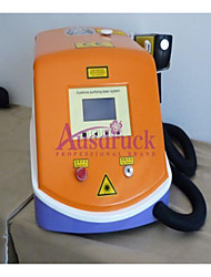 New Q-Switch Nd YAG Laser Tattoo Eyebrow Pigmentation Removal Machine