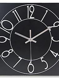 Simple Fashion Creative Living Room Wall Clock