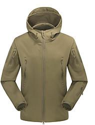 Wandelsport Softshell jacks / Winterjack / Jack / Fleece jacks / Fleecetruien / Kleding Bovenlichaam UnisexAdemend / Regenbestendig /