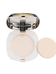 Fei Beauty® Powder Dry Powder Coverage / Whitening / Oil-control / Uneven Skin Tone / Natural /Brightening Face 10g