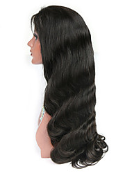 Glueless Human Hair Wigs Virgin Peruvian Wavy Wigs Human Hair Body Wave Lace Wigs For Black Women