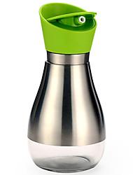 Oak®Multi-purpose Stainless Steel Kitchen Cooking Seasoning Partner Vinegar Pot Oiler Soy Sauce Pot Lecythus