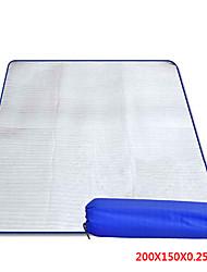 Походный коврик Коврик-пенка Коврик для пикника Влагонепроницаемый Водонепроницаемость Защита от пыли Прямоугольник ультралегкий (UL)
