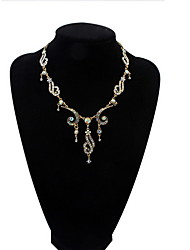 Fashion Cute Little Fresh Carved Necklace