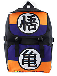 Seven Dragon Ball Sun Wukong Backpack Schoolbag Animation-Wu