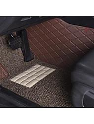 círculo completo cercado por carro fio esteiras de flexibilidade do tempo tapete, durável desgaste à prova de água