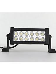 36w haute puissance automobile a conduit à travailler lampe d'entretien de la lampe du génie de la lampe automobile lampe led