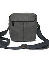 Camcorder BagForUniversal One-Shoulder / Backpack Dust Proof Grey / Khaki / Blue