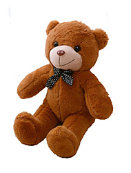 35CM Cute Brown Plush Teddy Bear Huge Soft 100% PP Cotton Toy