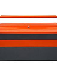 caixa de peças de reposição caixa de ferramentas caixa de armazenamento mala cor de lata de metal três multifunções