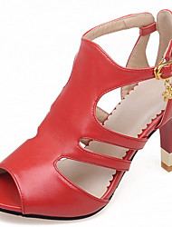 Women's Shoes Stiletto Heel Peep Toe Sandal More Color Available