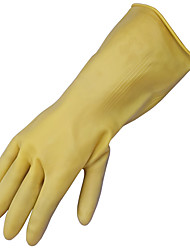 Tendon Thickening Rubber Gloves Laundry Washing Industrial Acid