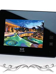 witen 7-Zoll-HD-Bildschirm digitale 980E Intercom-Video-Sprechklingelanlage Innenverlängerung