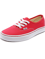 Vans Authentic Lo Pro Women's Classical Canvas Shoes Outdoor/ Athletic / Casual Sneakers Flat Heel Black / Blue / Red