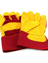 OZERO® Wear Resistance, Low Temperature Labor Leather Half Leather Gloves