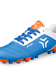 Men's Shoes Synthetic Athletic Shoes Soccer Lacing Blue / Green / Red
