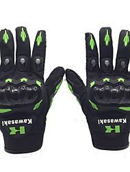 перчатки на открытом воздухе езда против падения поставок езда мотоцикл внедорожный гоночный велосипед перчатки полный палец