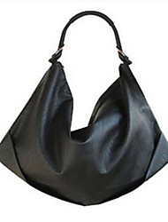 Formal-Tote-PVC-Negro-Mujer