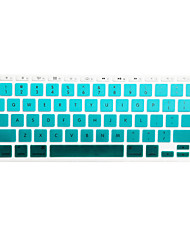 SoliconeKeyboard Cover For11.6'' / 13.3'' / 15,4 '' Macbook Pro com Retina / MacBook Pro / Macbook Air com Retina / MacBook Air