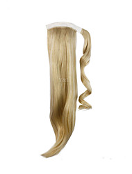 Velcro ponytail wig long curly ponytail hair extension incognito sheet