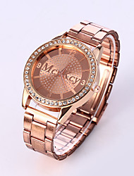 Unisex European Style Elegant Luxury Fashion Shiny Rhinestone Quartz Wrist Watch