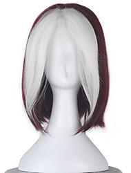 Cosplay Wigs Super Heroes Movie Cosplay Brown Patchwork Wig Halloween / Christmas / New Year Female