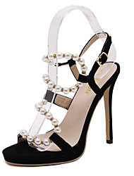 Women's Shoes  Stiletto Heel Heels / Peep Toe / Platform / Gladiator /Creepers / Comfort / Novelty / Pointed Toe