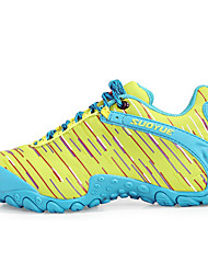 Ботинки / Походные ботинки(Зелёный / Синий / Оранжевый) -Муж. / Жен.-Пешеходный туризм