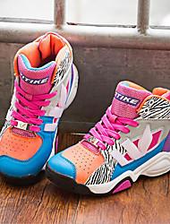 Zapatillas de deporte(Bronceado / Beige / Azul Marino / Gris Topo / Bronce / Naranja) -Confort-Cuero Patentado