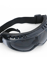 Sponge Men And Women Radiation Protection Goggles Riding Mountaineering - Black Ski Goggles