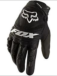 Фокса dirtpaw гоночные перчатки мотоцикл перчатки полный палец скольжения уф дышащая износ амортизаторы
