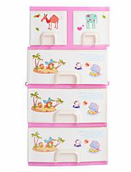 fantasy forma de armazenamento de gabinete armários de brinquedos jogar lote brinquedos casa simulação misturada