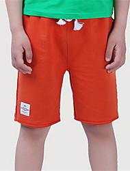 Jungen Shorts - Baumwolle einfarbig Sommer