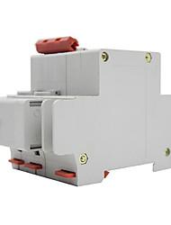 interruptor do ar disjuntor miniatura com disjuntor de fuga
