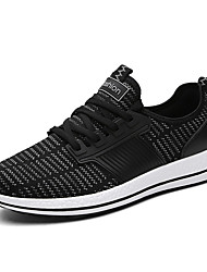 Men's New Arrival in Autumn Flywirw Breathable Running Shoes for Light weight Cushioning Soles Man's Sneakers
