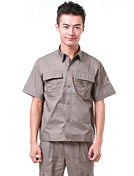 Cotton Twill Labor Clothing Welding Overalls Suit Protective Clothing