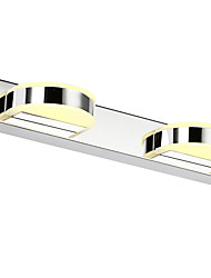 AC 85-265 8W LED Integrated Modern/Contemporary LED,Ambient Light Bathroom Lighting Wall Light