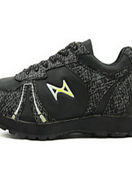 Running Shoes Unisex Anti-Slip Anti Shark Low-Top Intermediate RunningJogging Lace-up Canvas Lycra Polyester